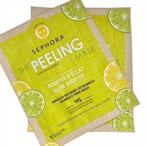 Sephora Glow Booster The Peeling Face Care Mask